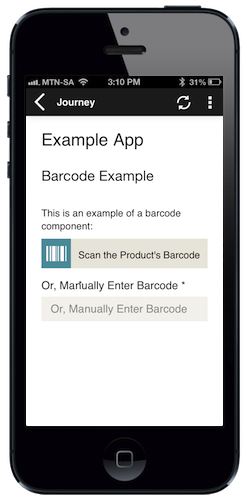 how to make a barcode name